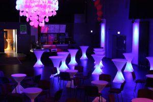 Saal des Lindenparks - Festveranstaltung