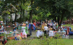 Familienflohmarkt im Lindenpark