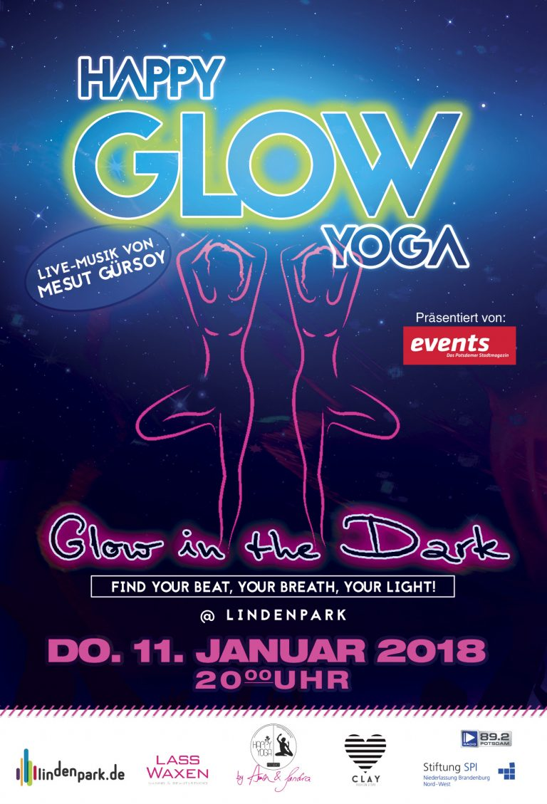 Happy Glow Yoga im Lindenpark