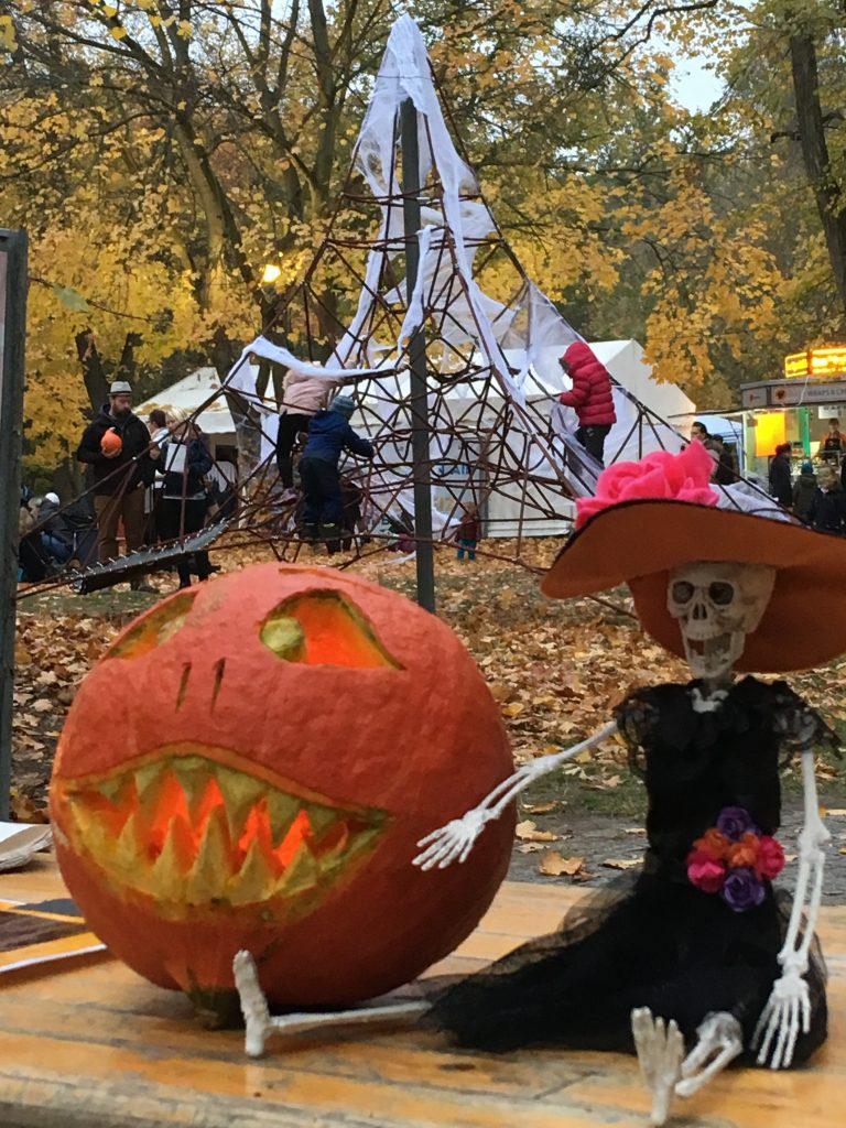 Halloween im Lindenpark