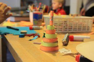Kreativworkshops für Kinder und Jugendliche im Lindenpark
