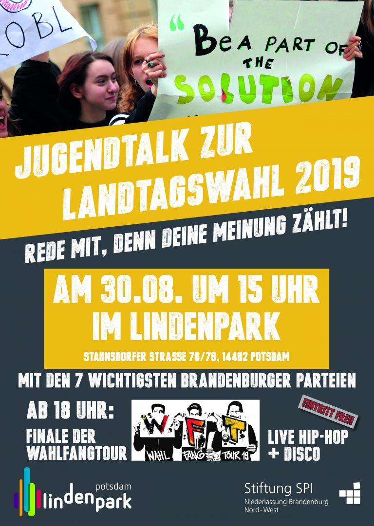 Jugendtalk im Lindenpark