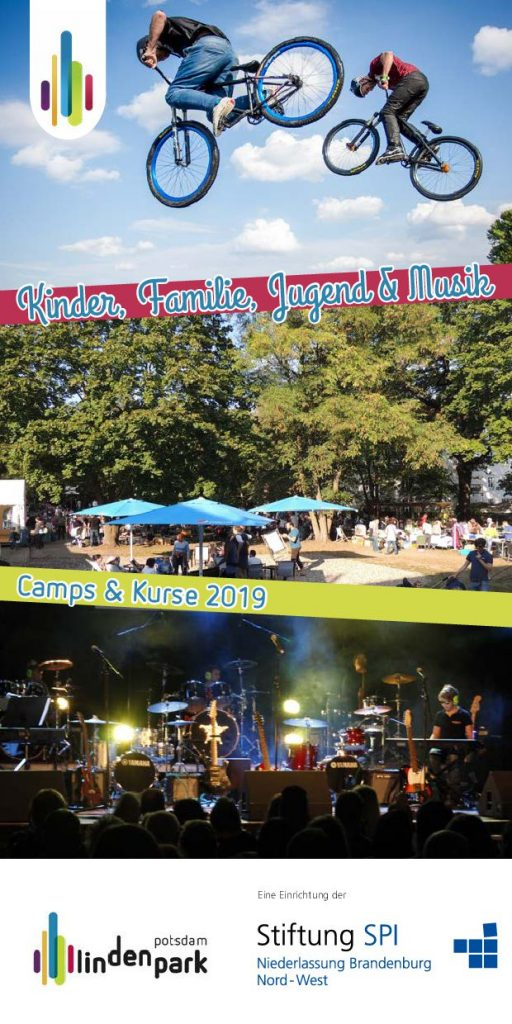 Ferien und Kurse im Lindenpark