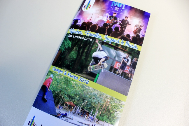 Kurse und Feriencamps im Lindenpark