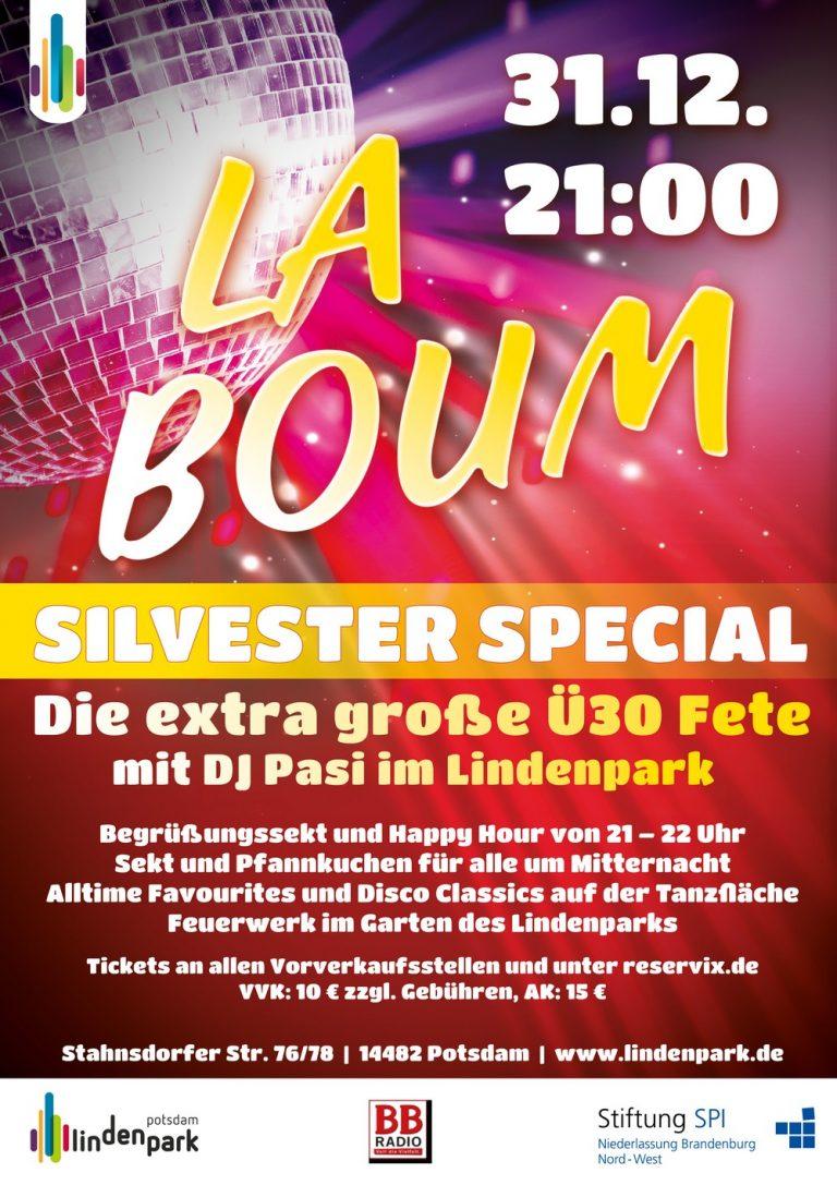 La Boum Silvester im Lindenpark