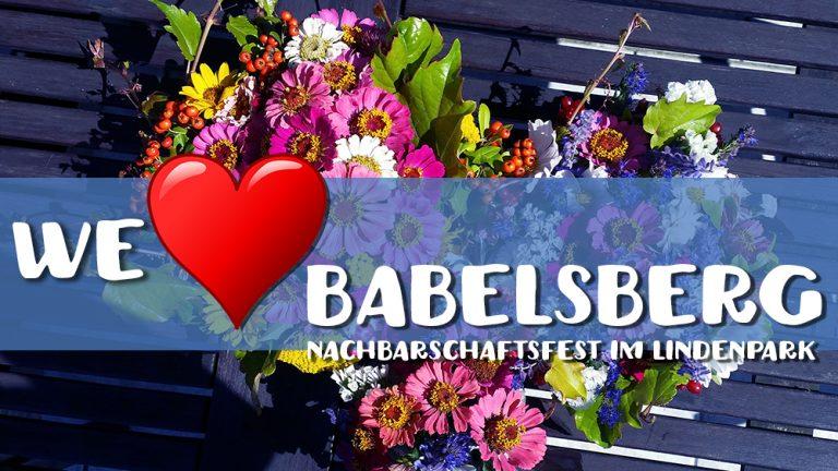 Nachbarschaftsfest Babelsberg