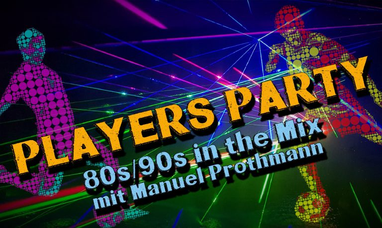 Players Party im Lindenpark