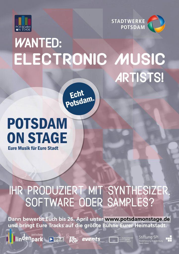 Potsdam in Stage im Lindenpark
