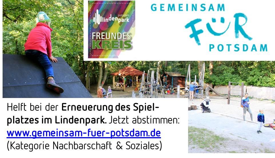 Spielplatz Lindenpark