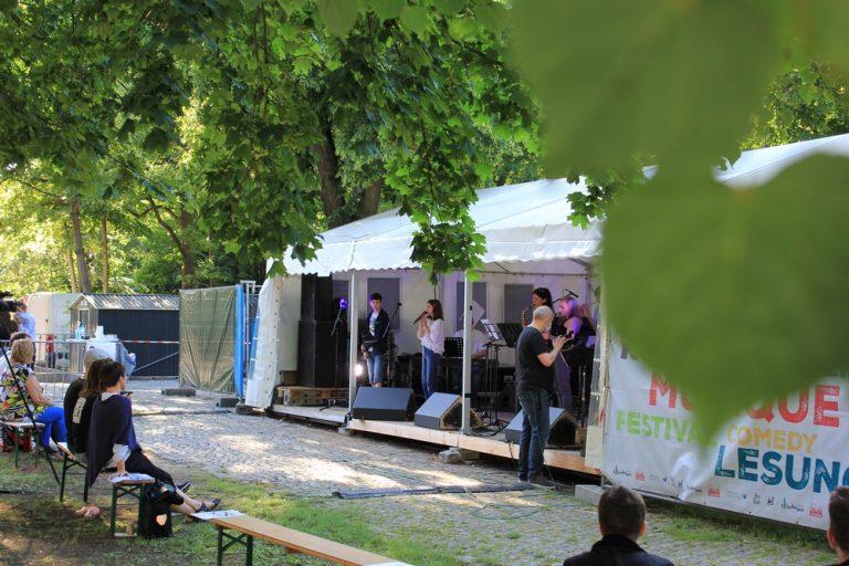 Open Air Konzert im Lindenpark