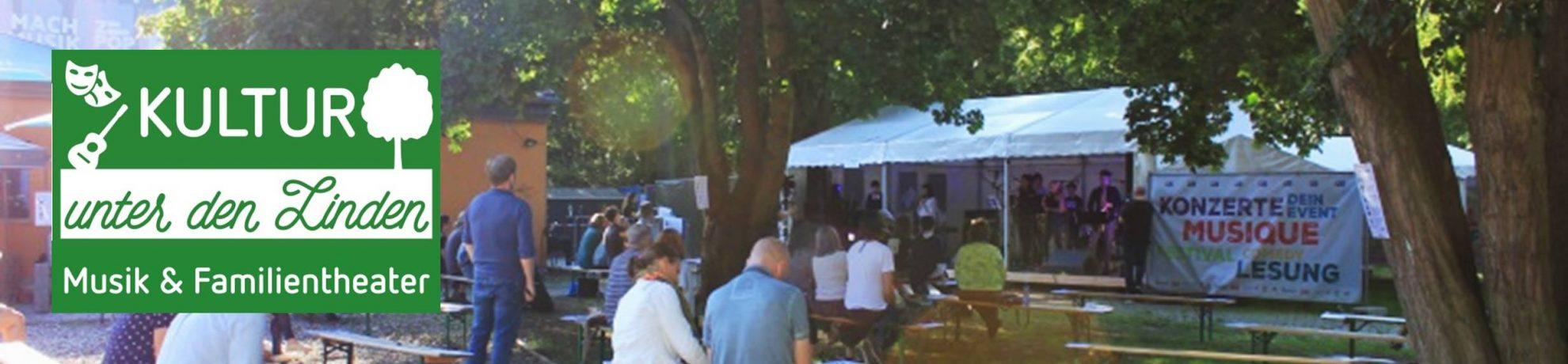 Kultur unter den Linden im Lindenpark
