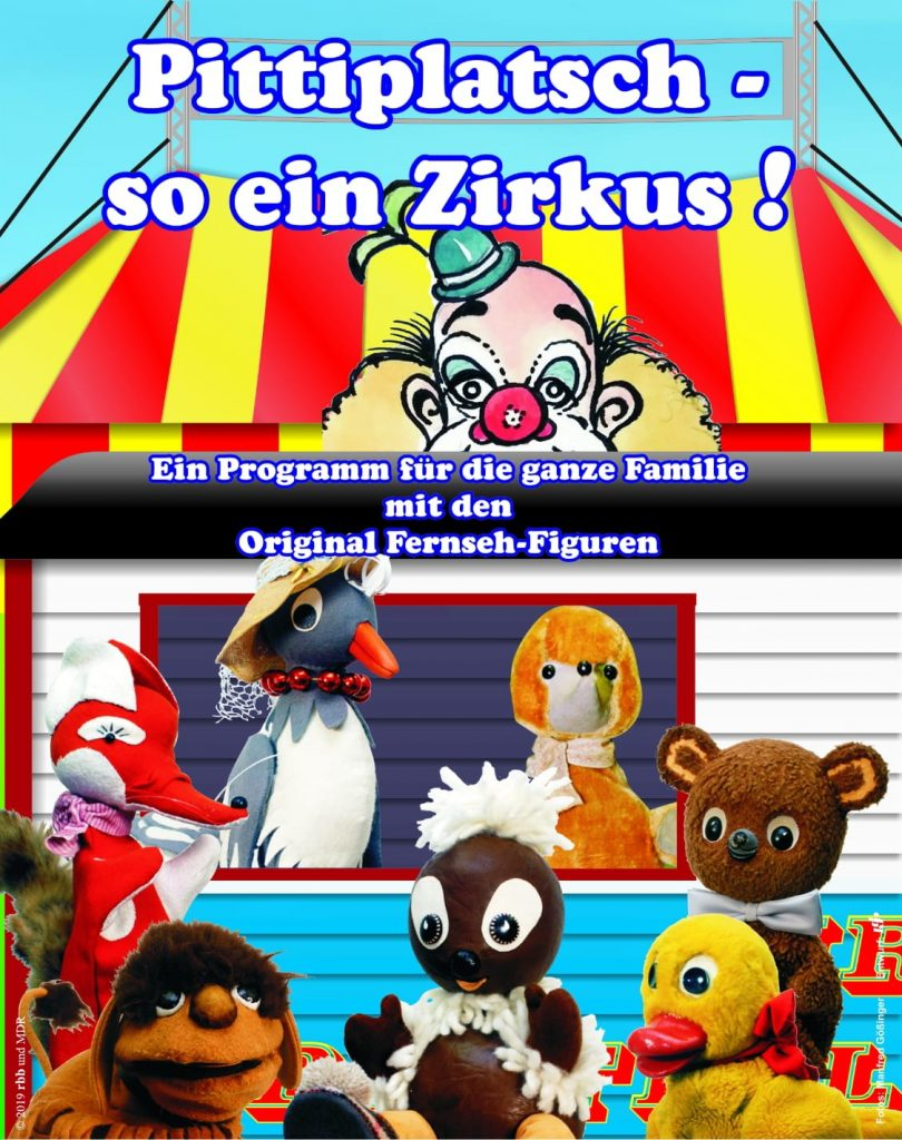 So ein Zirkus im Lindenpark