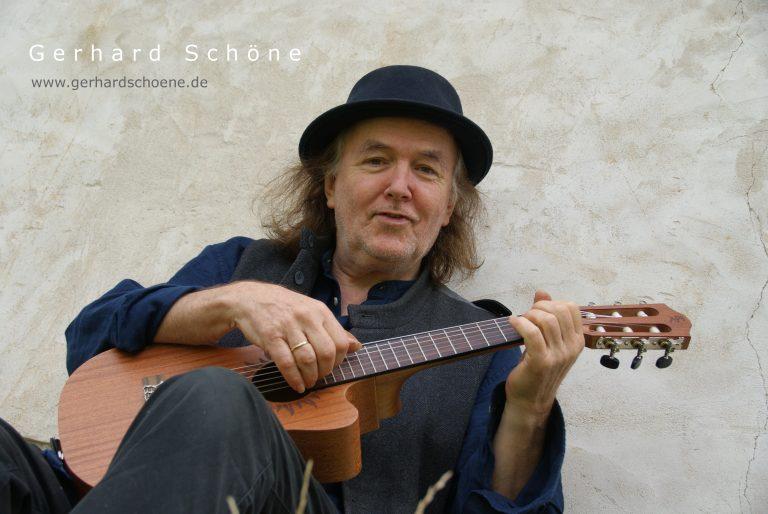 Gerhard Schöne im Lindenpark